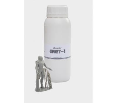GREY-1 500g - resin (bottle)